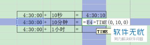 加减 excel表格中怎样对于时候停止减加计较-U9SEO
