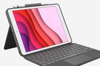 罗技新款iPad的 Combo Touch键盘触摸板保护套上市  售149美元