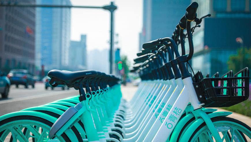 青桔单车获得超过10亿美元融资,共享单车之争又打响