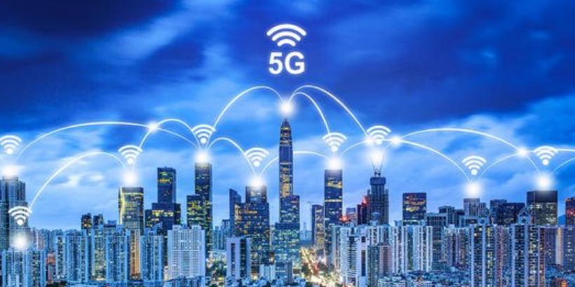 5G建设正快马加鞭 去年5G基站已建13万个