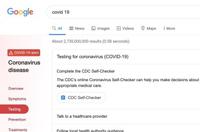 紧跟苹果地图  谷歌将COVID-19检测中心的地址信息列入搜索结果中