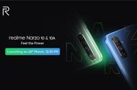 子品牌的子品牌:realme Narzo 10系列  将于4月21日正式发布