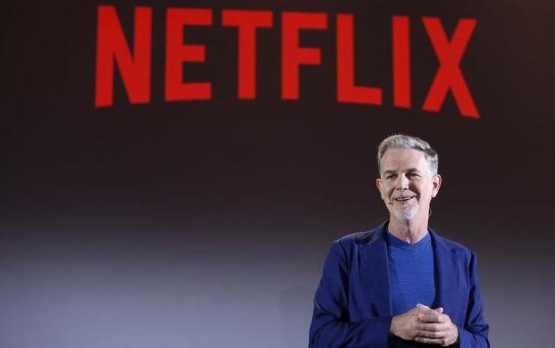 居家隔离最大受益者:Netflix一季度新增1580万用户