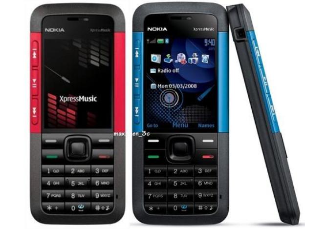 经典复刻手机诺基亚5310在诺基亚手机商城、京东以及天猫正式开售
