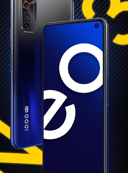 iQOO Neo3定妆照公布:144Hz挖孔屏+后置三摄