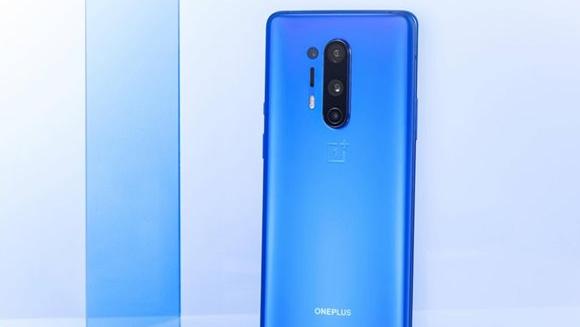一加8 Pro蓝调开启预售:4 月 27 日正式开售
