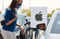 苹果本周将在美国重开约 100 家 Apple Store 门店,向顾客提供口罩