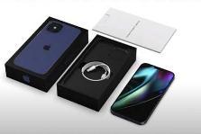 苹果iPhone 12包装盒概念图曝光 没有充电头和耳机体积锐减