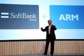 传软银想卖ARM,或让它再上市,4年前320亿美元收购