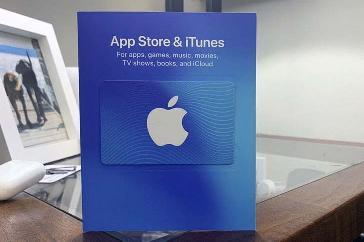 苹果又遭遇集体诉讼:被诉从iTunes礼品卡骗局获利