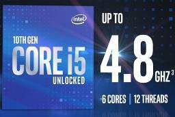 再现辉煌 酷睿i5-10600K凭啥成为游戏CPU中的小王子