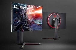 全球首款!LG发布4K IPS显示器:144Hz刷新率、1ms响应时间
