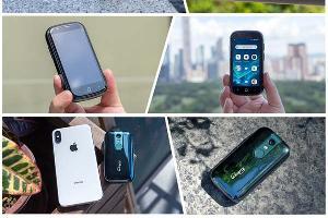 世界上最小Android 10手机!Jelly 2上架:3寸屏/900元