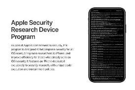 苹果向安全研究人员提供&quot越狱&quotiPhone 以便寻找iOS漏洞