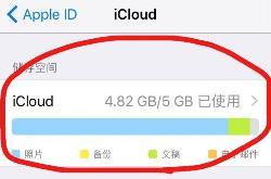 icloud储存空间已满怎么解决