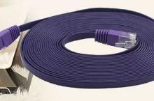 网线圆线和扁线的区别