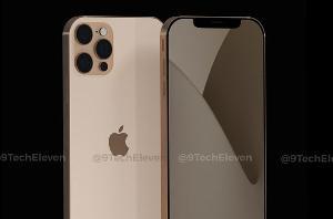 iPhone 12 Pro新渲染图曝光:iPhone 11同款刘海,直角边框设计 网友:爷青回