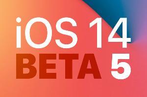 苹果面向开发者发布iOS 14第五个测试版,具体更新了哪些内容呢?