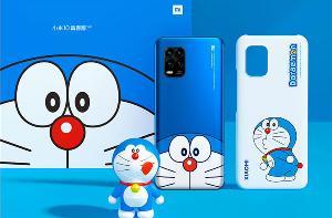 小米10青春版哆啦A梦限定款明日开售:2799元