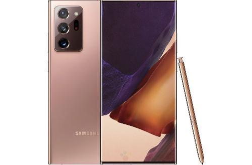 一项研究显示Galaxy Note 20 Ultra 5G的制造成本为549美元