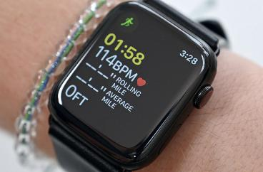 未来苹果Apple Watch将持续监测用户的血压