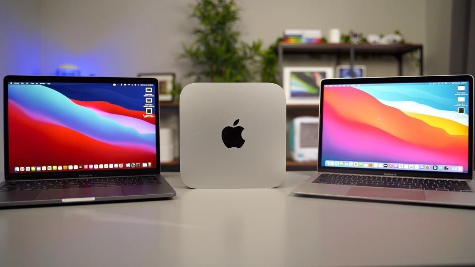 M1 Mac运行Windows 10跑分:成绩居然超过微软自家Surface Pro X