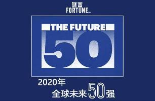 2020《财富》未来50强公布:小米、拼多多、英伟达、阿斯麦等上榜