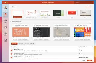 微软火速适配苹果M1:新版Office降临 全新界面设计