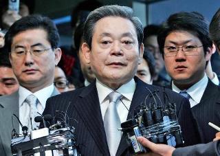 已故三星会长李健熙股票遗产税高达1万亿元创纪录