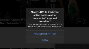 部分用户已看到 iOS 14 新功能「隐私标签」