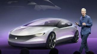 苹果汽车将采用单电芯设计,延续手机优良传统,马斯克称无法理解