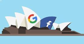 澳大利亚强制要求谷歌、脸书为新闻付费,美国:反对、担忧