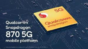 高通正式发布骁龙870 5G移动平台 7nm EUV制程工艺打造