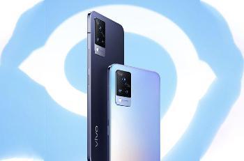 vivo S9外形公布:直角中框、双色云阶设计