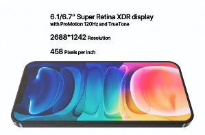 苹果全新iPhone研发工作启动:配备屏下指纹、真全面屏