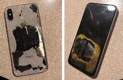 iPhone X在口袋爆炸 造成二度烧伤:男子怒告苹果