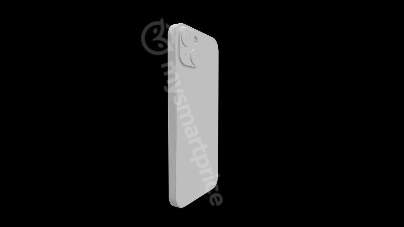 iPhone 13系列模型图曝光 刘海更小 后置对角式摄像头