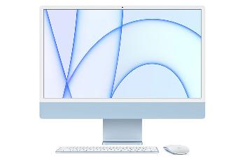 苹果 M1 iMac 最新跑分数据出炉:单核比上代快 56%