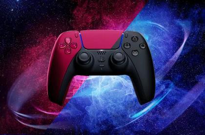 索尼PS5 DualSense手柄还有两款新配色!下月推出
