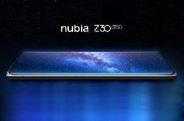 努比亚Z30 Pro手机将采用3D曲面设计,无缘屏下镜头