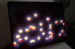 新iPadPro的mini LED屏彻底翻车:最新画面让苹果巨尴尬!