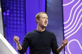 Facebook公司否决了两项旨在削弱公司首席执行官马克·扎克伯格权力的提案