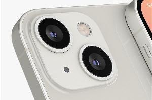 IPhone 13超清渲染图亮相:刘海变小了