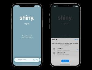 iPhone致力于用Face ID和Touch ID取代账户登录时的密码环节