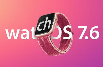 苹果发布watchOS 7.6:新增30个额外地区带来ECG应用支持、不规则心律通知