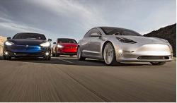 价格下调,特斯拉Model 3国内起售价为23.59万人民币