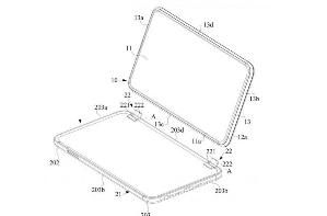 oppo 专利展示一加双屏设备样式