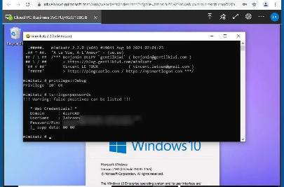 Windows 365 云电脑漏洞被发现,黑客成功窃取用户名、密码