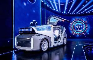 百度世界大会发布自动驾驶无人车出行服务平台,或将搭载L5级别的自动驾驶能力