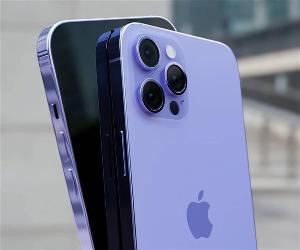 iPhone13系列全新配色渲染图曝光,外观或成手机亮点之一